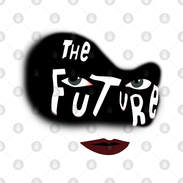 mask of the future white fanmade