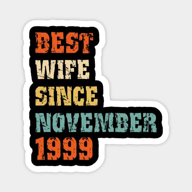 20th Wedding Anniversary Gift Best Wife