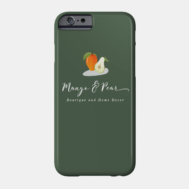 Mango Pear Boutique Home Decor Phone Case Teepublic
