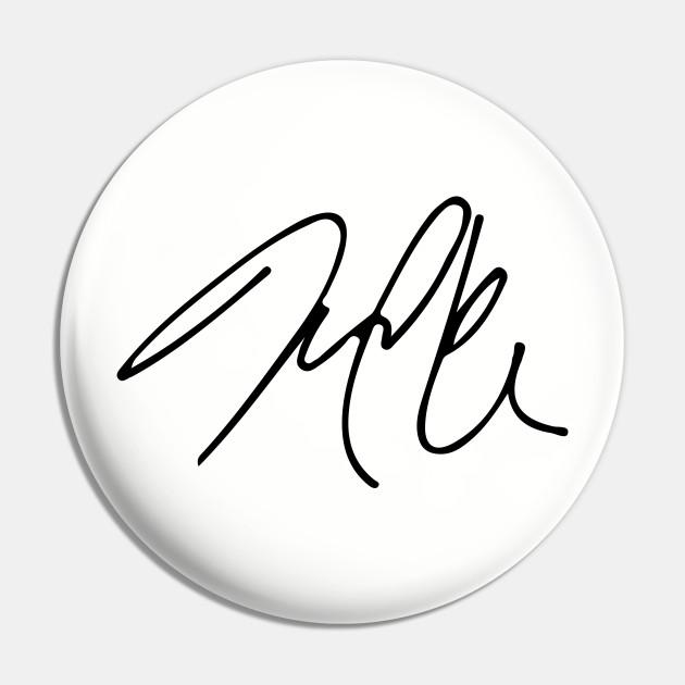 Joel Coen's Signature