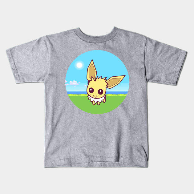 781281a3 Chibi Jolteon - Jolteon - Kids T-Shirt | TeePublic