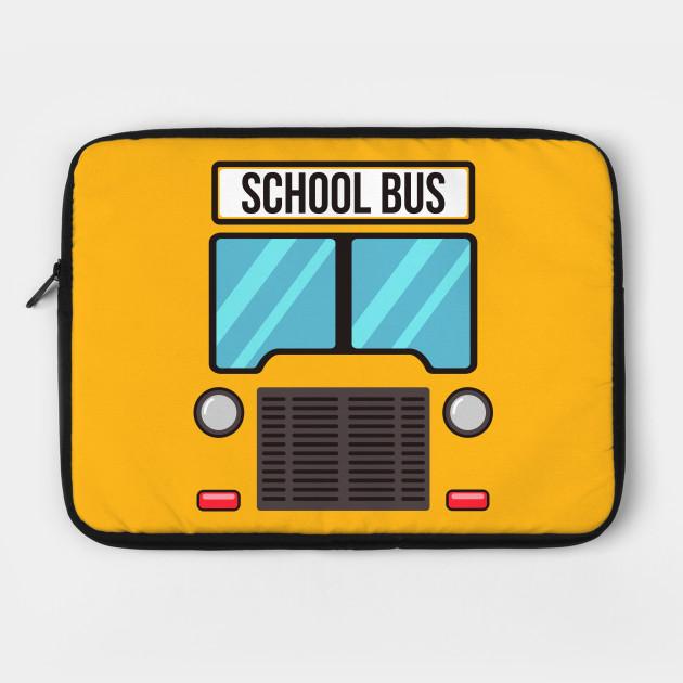School Bus Last Minute Halloween Costume