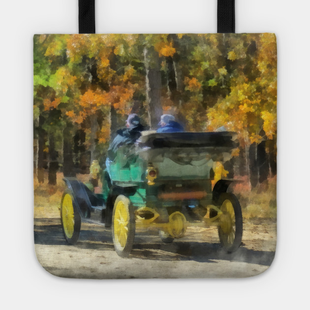 Cars - Stanley Steamer Automobile