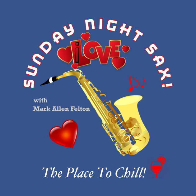 Sunday Night Sax! T-Shirt 3