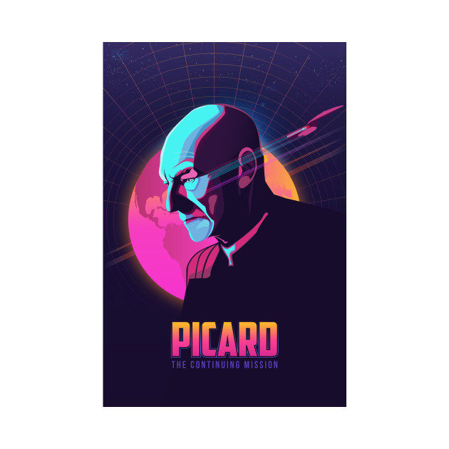 Picard the Ongoing Mission