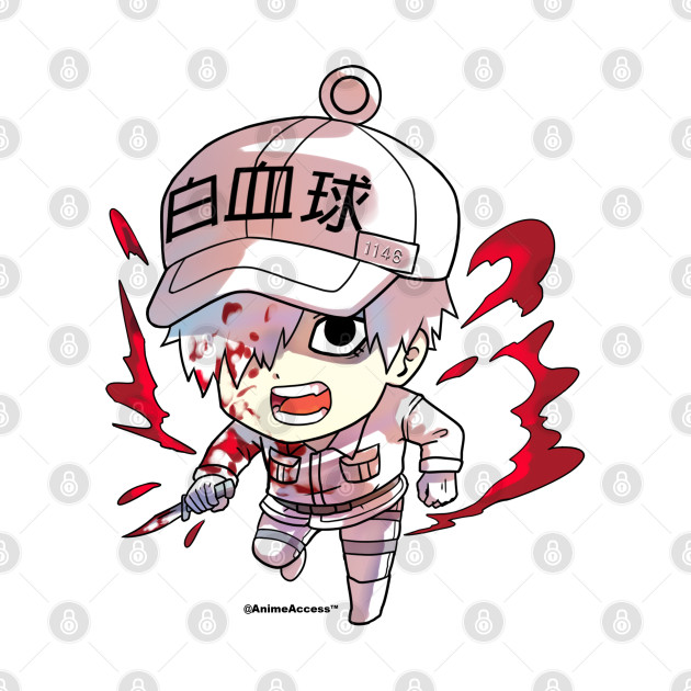 Hataraku Saibou: Cells at Work - White Blood Cell