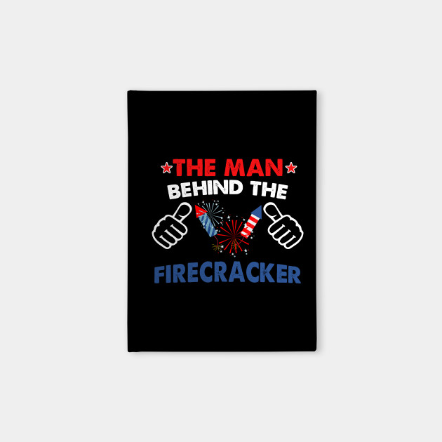 Funny 4th Of July Firecracker Man