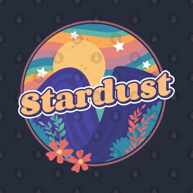 Stardust - Vintage Retro - Bohemian Style