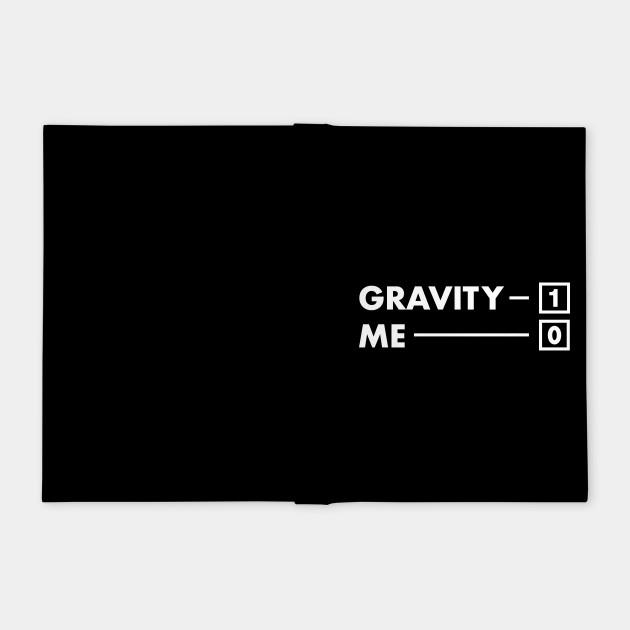 Gravity - Funny Broken Leg Get Well Soon Gift