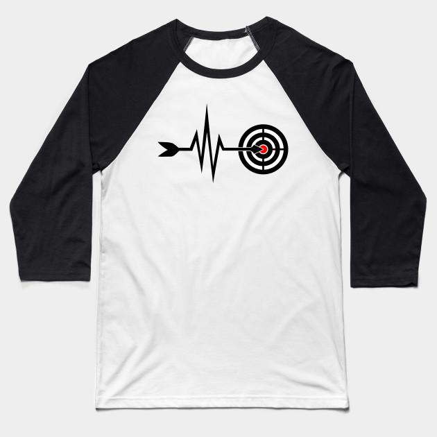 141810ecf My Heart Beats For Archery - Arrow Bow - Funny Archery Gift ...