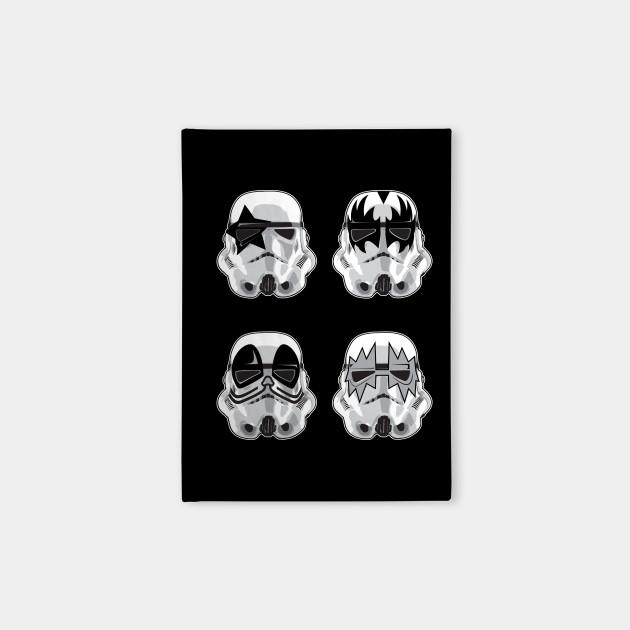 Trooper Kiss