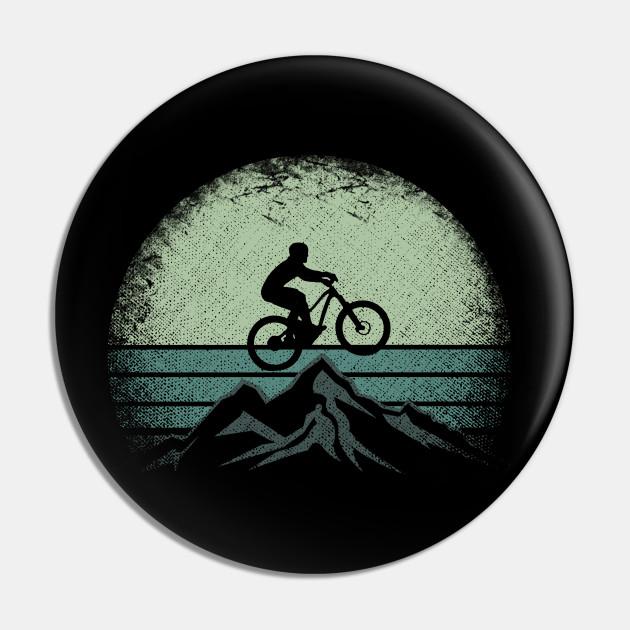 Mountain Bike Langarmshirt