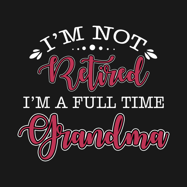 I am not retired