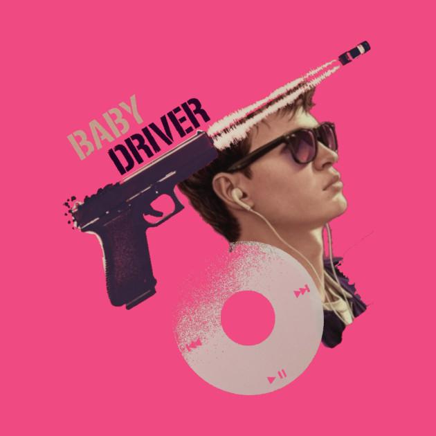 Baby Driver - B-A-B-Y