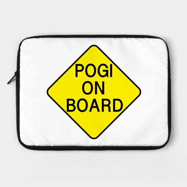 Pogi On Board - Funny Filipino Design