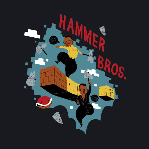 mc hammer bros