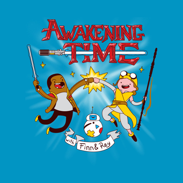 Awakening Time T-Shirt