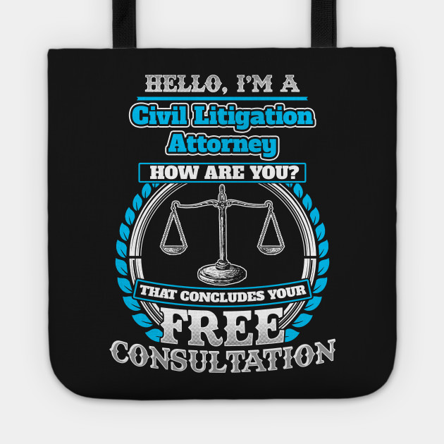 Lawyer Humor T shirt For A Civil Litigation Attorney
