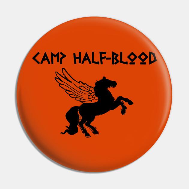 Percy Jackson Camp Half-Blood Necklace | artsy-fartsy mama