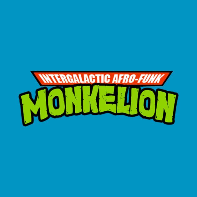 Monkelion in a half shell