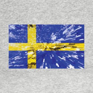 f901aac3 Swedish Flag T-Shirts | TeePublic