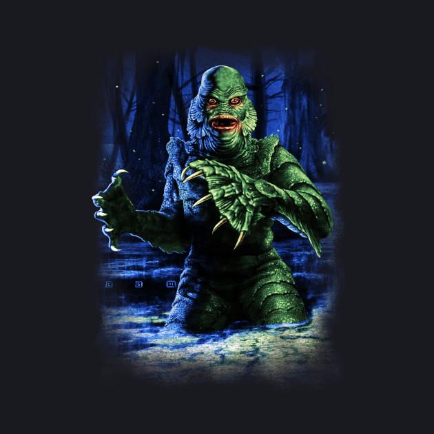 Legend of the Black Lagoon