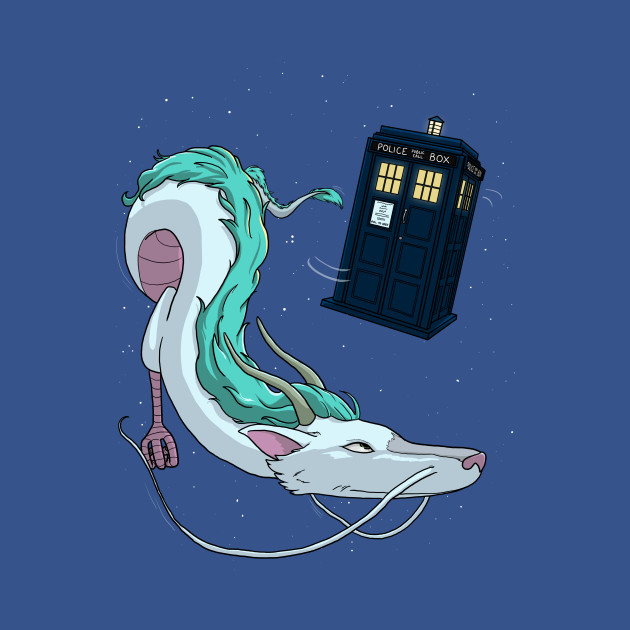 Spirited Away with the Doctor
