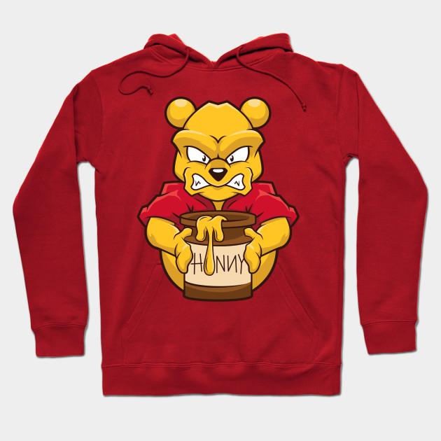 2b2dbdeda367 Angry Winnie the Pooh! - Winnie The Pooh - Hoodie