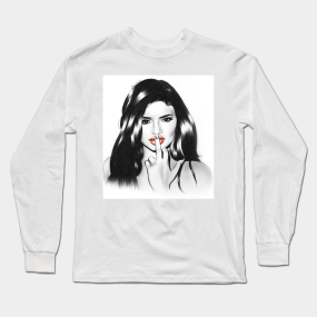 e31d98bd Kylie Jenner Long Sleeve T-Shirts | TeePublic