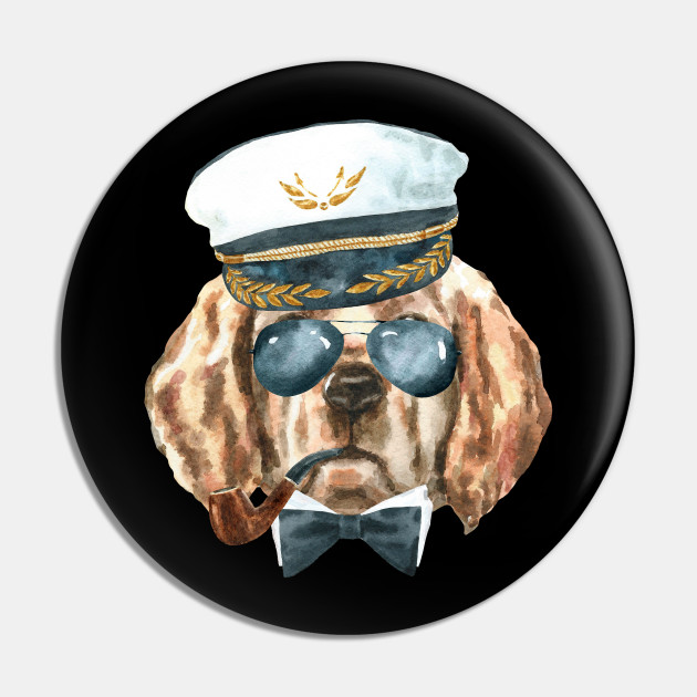 Aye Aye Captain Labrador Retriever
