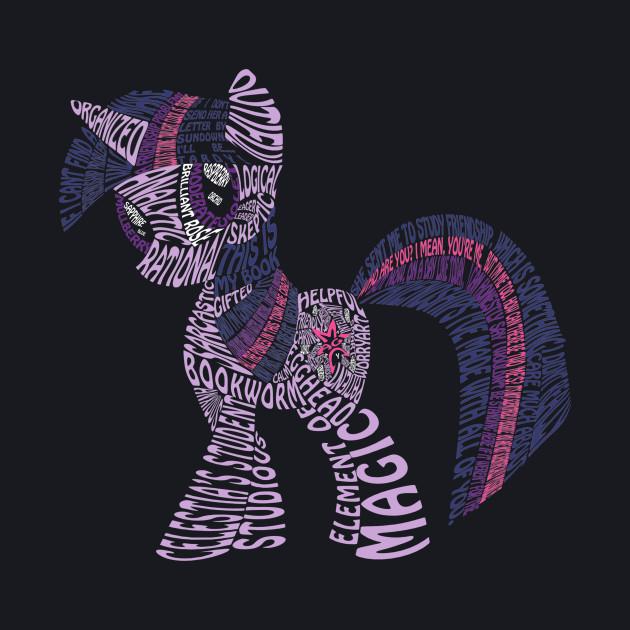 Wordy Twilight Sparkle