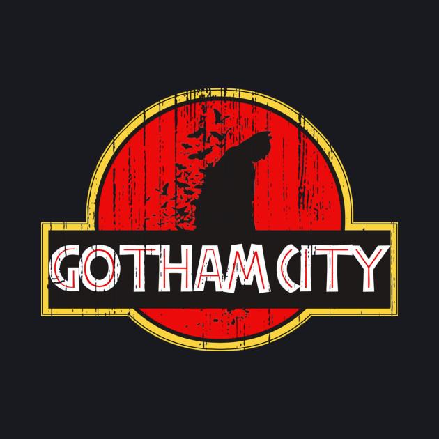 Gotham Goes Jurassic