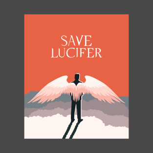 Lucifer Tv Series T-Shirts   TeePublic