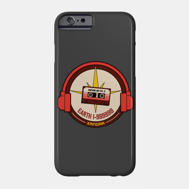 Earth 1-999999 Nova Radio Phone Case