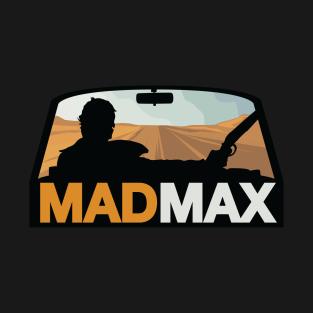 Mad Max - Don Draper Edition t-shirts