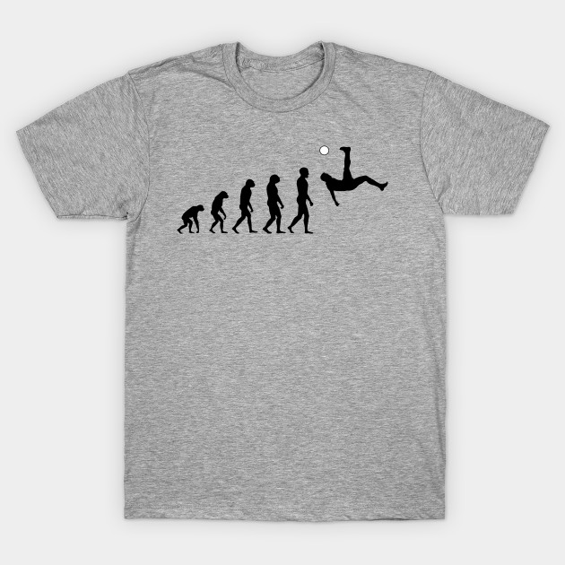 80667696f Evolution Football  1 - Pele - Evolution - T-Shirt