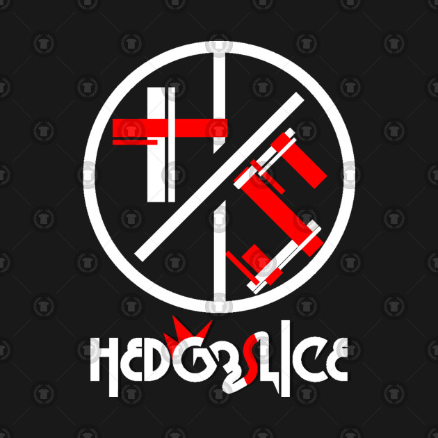 hedgeslice logo shirt #1