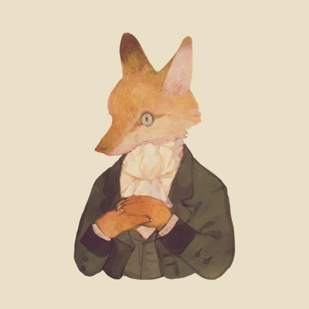 Fox gentleman
