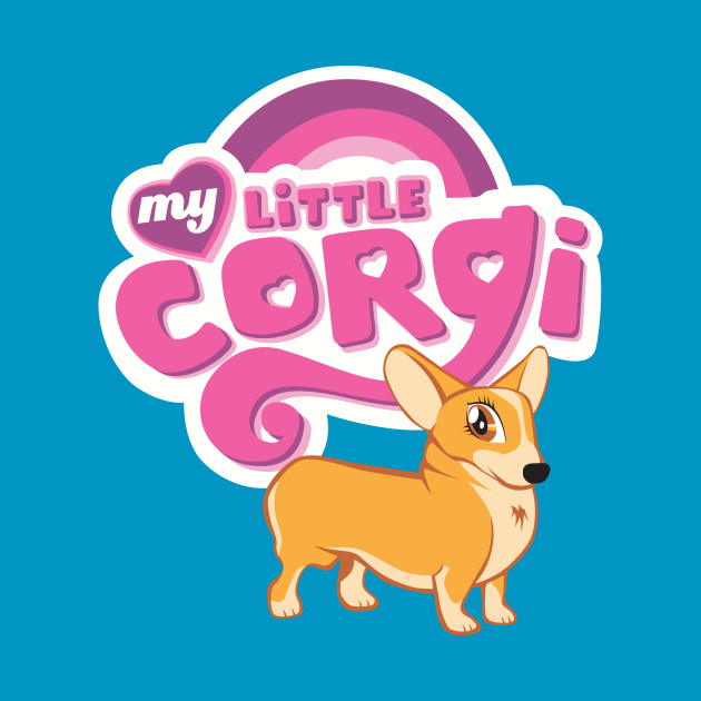 My Little Corgi