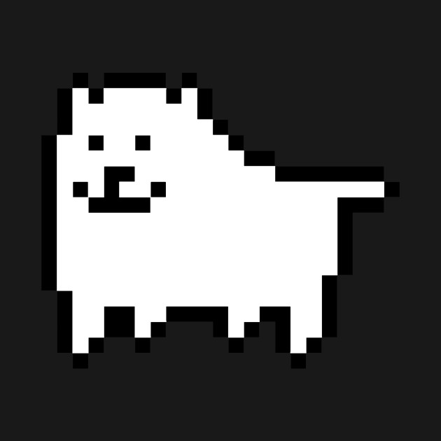 Image result for undertale dog
