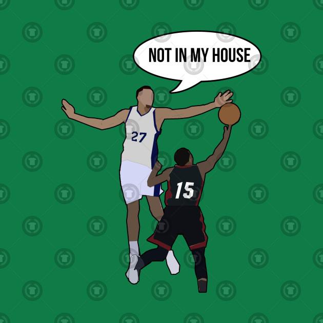 Rudy Gobert - Not In My House