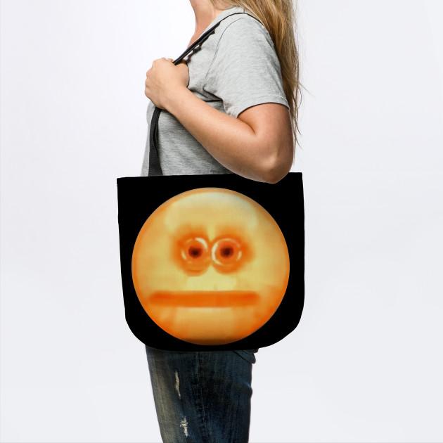 Cursed Emoji - Emoji - Tote