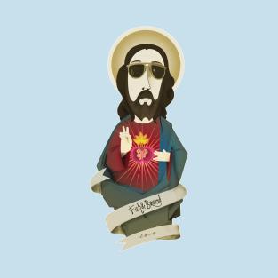 Jesus del Tomate t-shirts