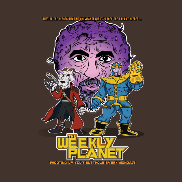 Guardians Of The Weekly Planet