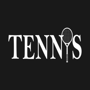 Tennis Racket t-shirts