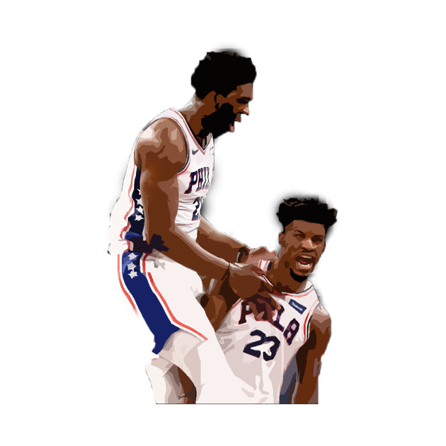 Butler and Embiid