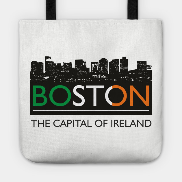 Boston - the capital of Ireland