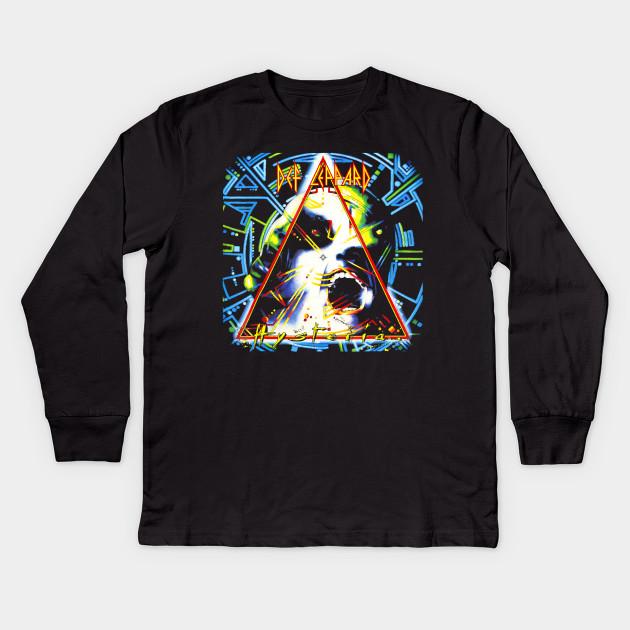 Def Leppard Hysteria Kids T-Shirt