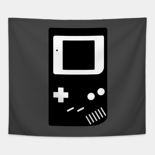 Video Game Inspired Console Nintendo Gameboy