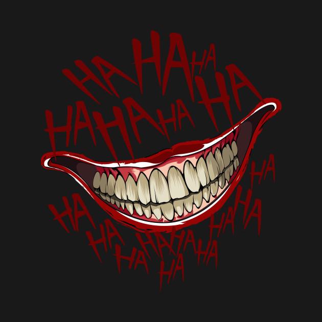 Hahaha Joker Smile Onesie Teepublic